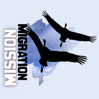 Logotipo de Mission migration