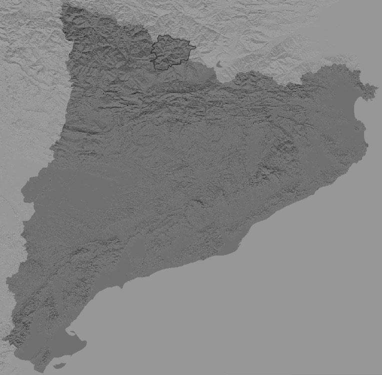 Mapa de relleu
